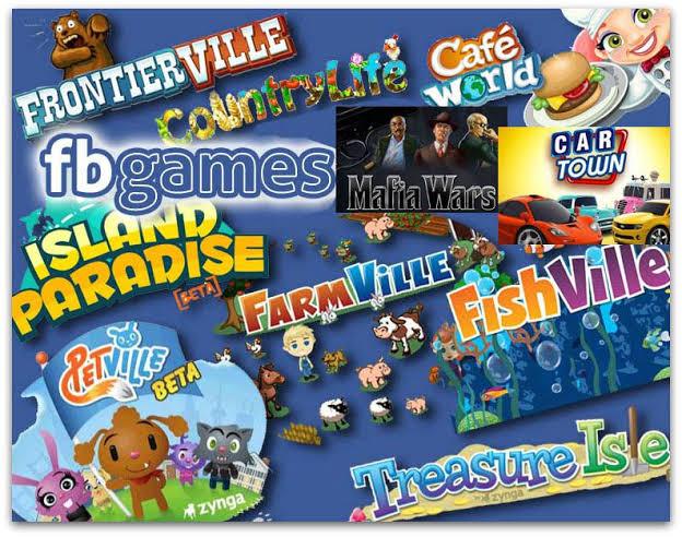 top facebook games